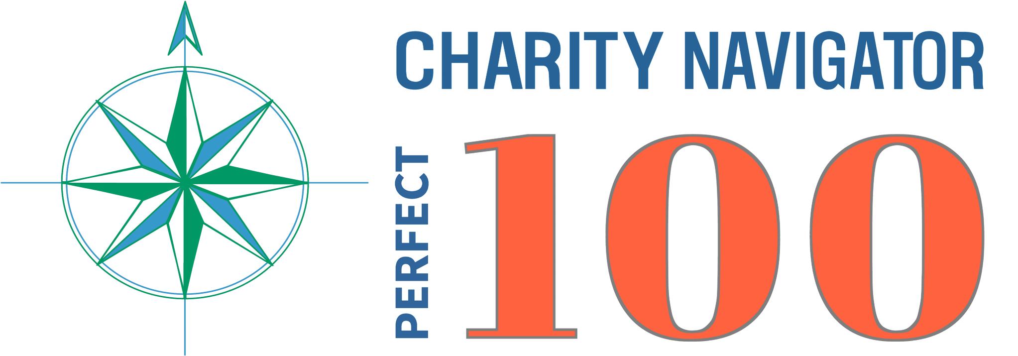 Charity Navigator Perfect 100